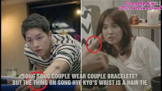 Evidence Song Joong Ki and Song Hye Kyo Stayed Together In Bali