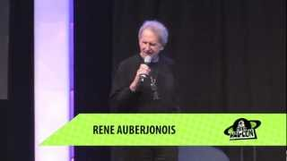 Hal-Con 2012 - Rene Auberjonois Q&A - Part 1