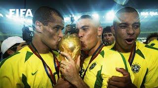 2002 WORLD CUP FINAL: Germany 0-2 Brazil