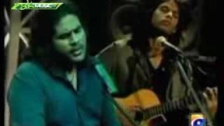 Fuzon Neend Na Aye - shafqat Live