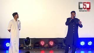Simbhu Speech About Dhanush   இவன்லாம் Hero வா கலாய்ச்சேன்   Cinema5D