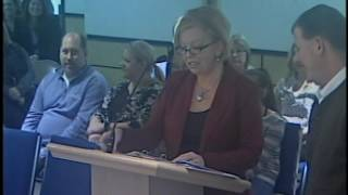 Livonia Public Schools Board of Education Regular Meeting February 13, 2017