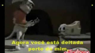 Rato Canta Para O queijo LEGENDADO