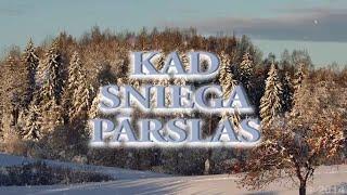Kad sniega parslas
