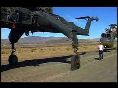 Last Flight of the Skycrane part one