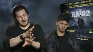 Gareth Evans - The Raid 3 - Exclusive chat