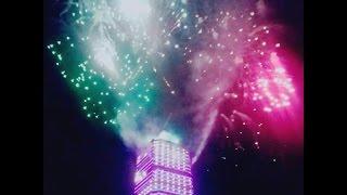 Fireworks Bahria Town Icon Tower Karachi 25th Jan 2016 Full Video