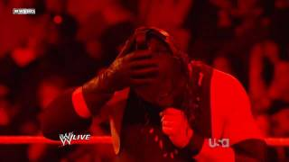 WWE Best of 2011 - Masked Kane Returns! (HD)