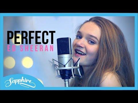 Perfect Ed Sheeran Sapphire