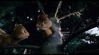Alvin & The Chipmunks (ORIGINAL VOICES) - Bad Day SCENE [Movie Intro]