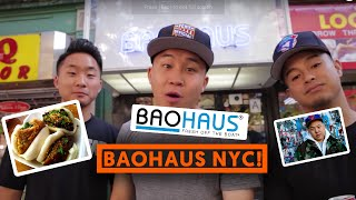 BAOHAUS NYC - Eddie Huang's Famous Spot - FUNG BROS FOOD
