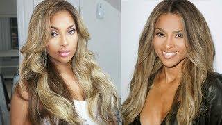 GRWM Struggletorial: Ciara Hair & Makeup ft WowAfrican!