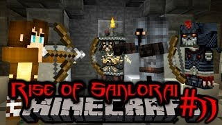 Minecraft Hardcore Adventure! - Rise of San'lorai Part 2