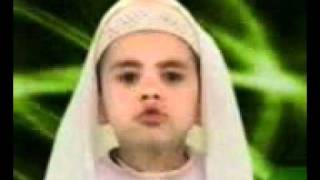 little.ISLAMIC child very nice