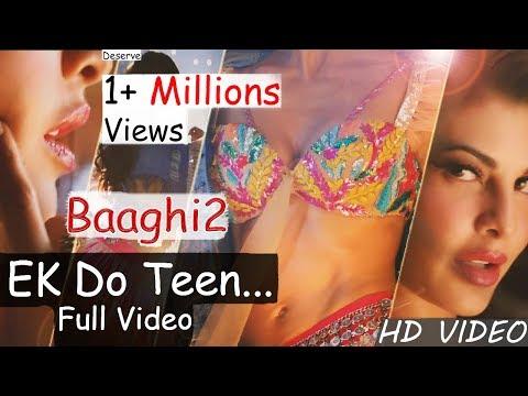 Xxx Mp4 Baaghi 2 Ek Do Teen Song Jacqueline Fernandez Tiger Shroff Ahmed Khan Sajid Nadiadwala 3gp Sex