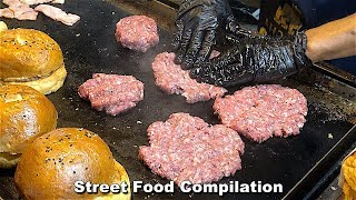 Street Food Fantasic Compilation - Around the World Ep19