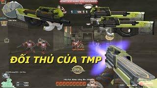 Bình Luận CF : P90-Wild Shot - Steyr TMP-Gold Đã Có Đối Thủ - Tiến Xinh Trai Zombie V4
