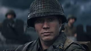 Call of Duty World War 2 PS4: All Cutscenes Movie