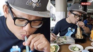 Menangis Layan Sup Gearbox & Nasi Ngidey Di Kedai Kopi Haji Zul (ENG SUBS)