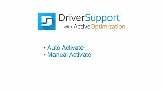 How to Activate - Driver Support Software