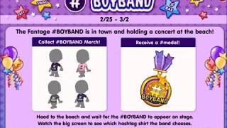 Boyband Event 2016 Fantage music