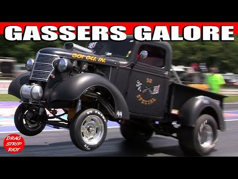 Xxx Mp4 Period Correct Gasser Cars Nostalgia Drag Racing Video 3gp Sex
