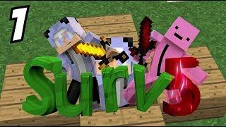 Legenden sterben nicht! 💥 Minecraft SURV 5 Ep.1 | #DialektHoch9