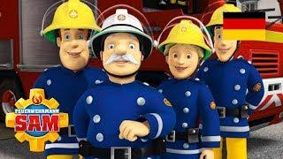 Feuerwehrmann Sam Deutsch Neue Folgen   Feuerwehrmann Sam Jupiter Feuerwehrauto   Kinderfilme