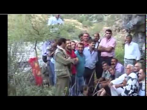 PKK'LİLER YOL KONTROLÜ