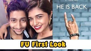 FU Marathi Movie | First Look Poster 2017| Akash Thosar | Mahesh Manjrekar | Salman Khan