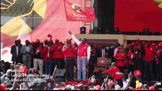Jubilee Song by Timoshay (Jubilee Campaign Anthem 2017 Tuko Pamoja)