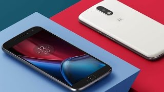 Moto G4 & Moto G4 Plus Launched | Price & Specification Revealed