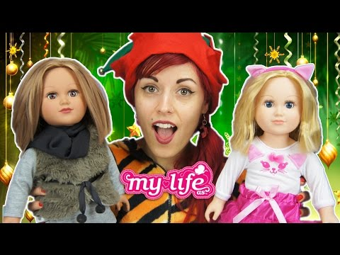 Xxx Mp4 Merry Christmas My Life Ice Skating 18in Doll Review 3gp Sex