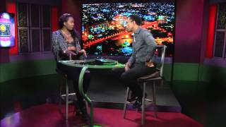 J CAPRI  ( ONSTAGE INTERVIEW )   A Peculiar Jamaican Success Story