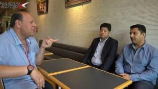 مقابلة مسؤلين هوندا وخططهم للمنتجات في  الخليج   حسن كتبي طوكيو