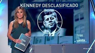 Trump publica los documentos de la investigación del asesinato de JFK