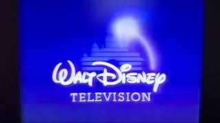 Walt Disney Television (1992) Logo