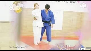 Jota x Jin Kyung cute moment ♡♡♡ Ep 03 Judo class