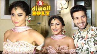 And It's Diwali 2017: Krystle D'souza & Ahem Sharma On Their Performance & Diwali Plans
