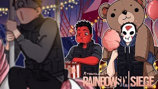 FUN AT THE FAIR! | Rainbow Six: Siege (w/ H2O Delirious & Ohmwrecker) R6 Blood Orchid