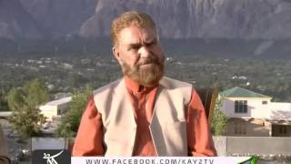 Talk show with Shabbir Mir on Kay 2 TV