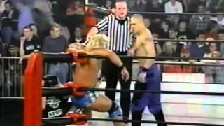 NWA TNA Weekly PPV #26   Jeff Jarrett vs Christopher Daniels, Elix Skipper, Low Ki