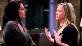 Callie and Arizona - Hot scene 8x18