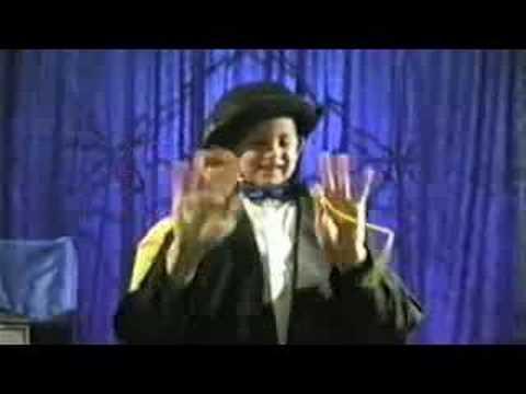 funny Kid & Magician