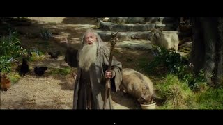 The Hobbit - The Company at Beorn's house (Extended Edition HD)