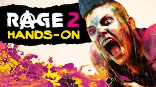 Rage 2 Gameplay Reactions | E3 2018