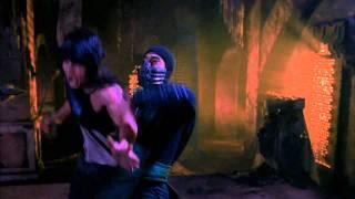 Mortal Kombat: The Movie - Reptile Fight Scene (1080p)