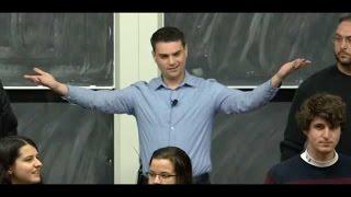 SJW confront ben shapiro at university of wisconsin