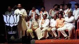 Babaleswar (Tikota) bjp kamal jatre laxman soudi speech