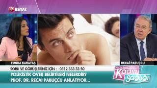 Prof. Dr. Recai Pabuçcu İle Kadın Sağlığı - Beyaz Tv 2.Bölüm (18.06.2016)